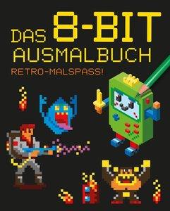 Das 8-bit-Ausmalbuch