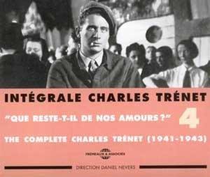 The Complete(1941-1943)Que Reste-t-il De Nos Amour