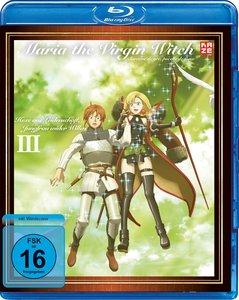 Maria the Virgin Witch (Junketsu no Maria) - Blu-ray 3