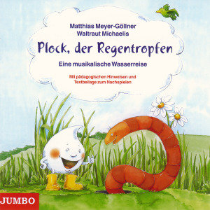 Plock, der Regentropfen. CD