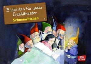 Bildkarten für unser Erzähltheater: Schneewittchen