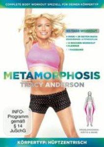 Tracy Anderson - Metamorphosis Körpertyp: Hüftzentrisch Problemz