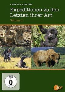 Expeditionen zu den letzten ihrer Art - Volume 1