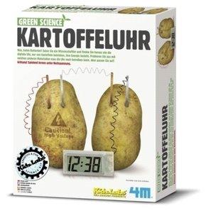 HCM 63275 - Green Science: Kartoffeluhr