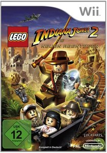 Lego Indiana Jones 2 - Die neuen Abenteuer (Software Pyramide)