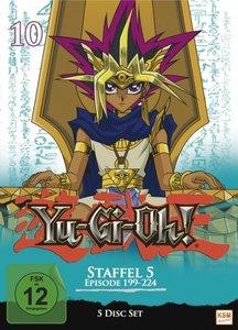 Yu-Gi-Oh! - Staffel 5.2: Episode 199-224