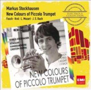 New Colours Of Piccolo Trumpet