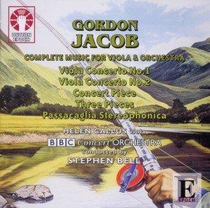 Werke Für Viola & Orchester