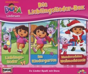 Doras Liederwelt - die Lieblingslieder-Box
