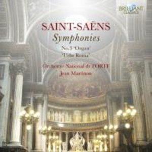 Sinfonien 3 Organ/Urbs Roma