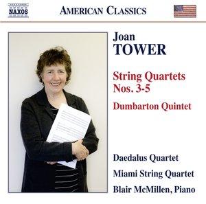 Streichquartette 3-5/Dumbarton Quintet