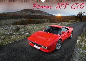 Ferrari 288 GTO (Wall Calendar 2015 DIN A3 Landscape)