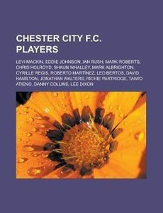 Chester City F.C. players