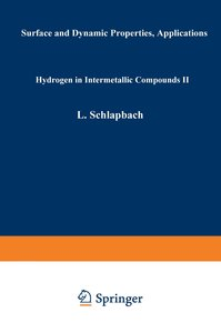 Hydrogen in Intermetallic Compounds II