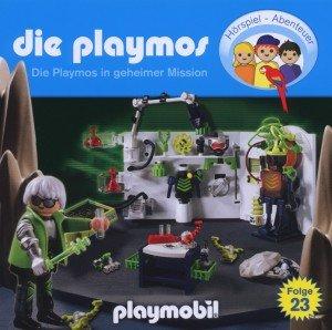 (23)Die Playmos In Geheimer Mission