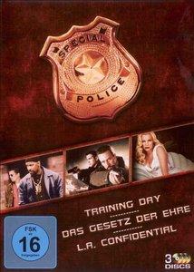 Training Day & Das Gesetz der Ehre & L.A. Confidential