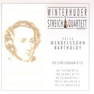 Streichquartette 1-5