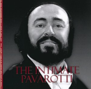 The intimate Pavarotti