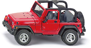 SIKU 4870 - SIKU Jeep Wrangler