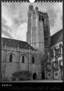 Cathédrale de Sens (Calendrier mural 2015 DIN A4 vertical)