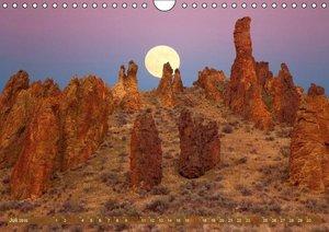Wundersames Licht des Mondes (Wandkalender 2016 DIN A4 quer)