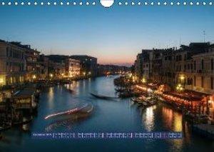 Magic Hour in Venice 2015 (Wall Calendar 2015 DIN A4 Landscape)