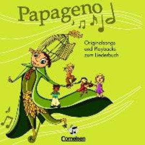 Papageno. 1. bis 4. Schuljahr. Hör-CDs