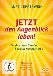 JETZT den Augenblick leben!. DVD-Audio