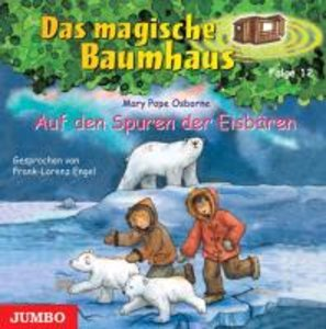 Auf den Spuren der Eisbären, Audio-CD