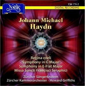 Kirchenmusik+2 Sinfonieen
