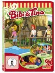 Bibi und Tina. Das große Wettreiten / Aufregung auf dem Kupferbe