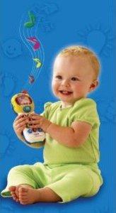 VTech Baby 80-063304 - Bilder-Lernhandy