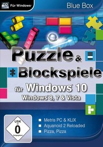 Puzzle & Blockspiele für Windows 10