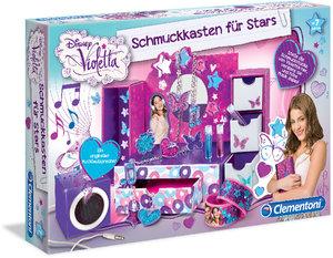 Violetta Schmuckkasten für Stars
