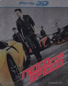 Need for Speed Steelbook (Single 3D)