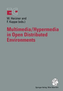 Multimedia/Hypermedia in Open Distributed Environments