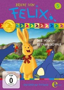 (5)DVD z.TV-Serie-Der Vogel-Rettungskoffer