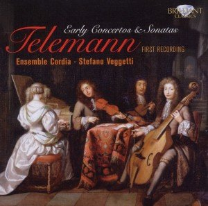 Telemann: Concerti E Sonata A 4