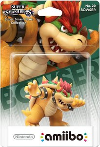 Amiibo Super Smash Bros. Collection - No. 20 BOWSER