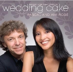Wedding Cake-Franz.Musik für zwei Klaviere