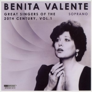 Great Singers of the 20th Century,Vol.1