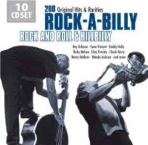 Rockabilly: Rock And Roll & Hillibilly