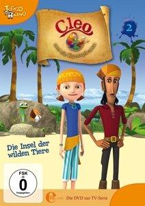 (2)DVD z TV-Serie-Die Insel Der Wilden Tiere