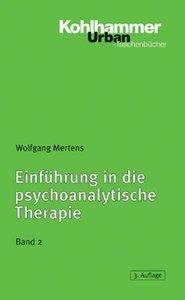 Einführung in die psychoanalytische Therapie 2
