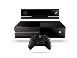 Microsoft Xbox One Konsole - 500 GB - Schwarz