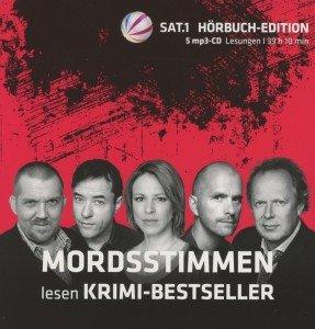 Mordsstimmen lesen Krimi-Bestseller