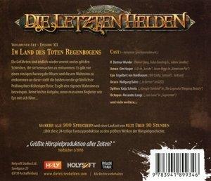 Die letzten Helden 12 - Im Land des toten Regenbogens