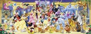 Disney Gruppenfoto. Puzzle 1000 Teile