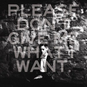 Please Don't Give Me What I Want (Lim.Ed.)
