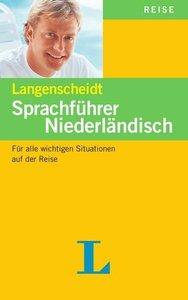 Langenscheidts Sprachführer Niederländisch
